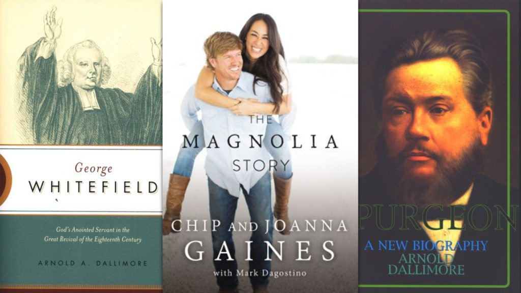 10 Great Christian Biographies